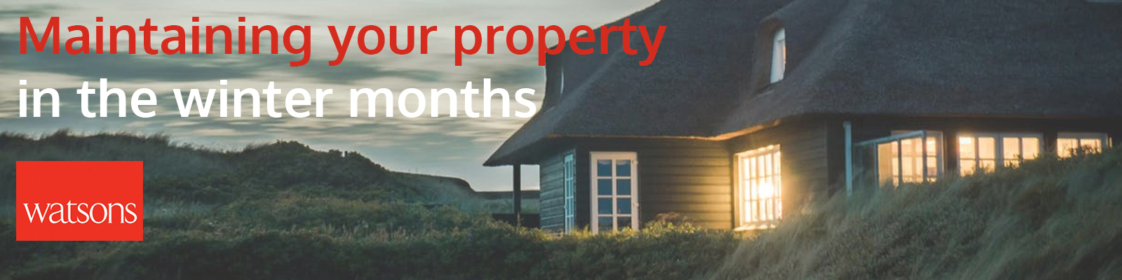 Maintaining Your Property
