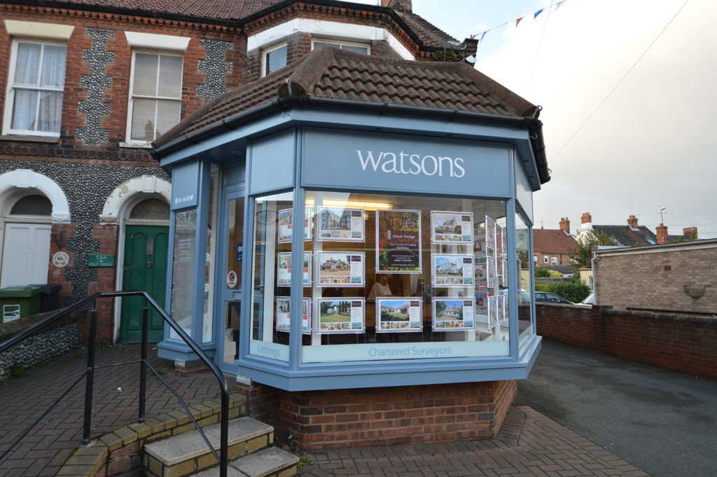 Watsons Sheringham Office