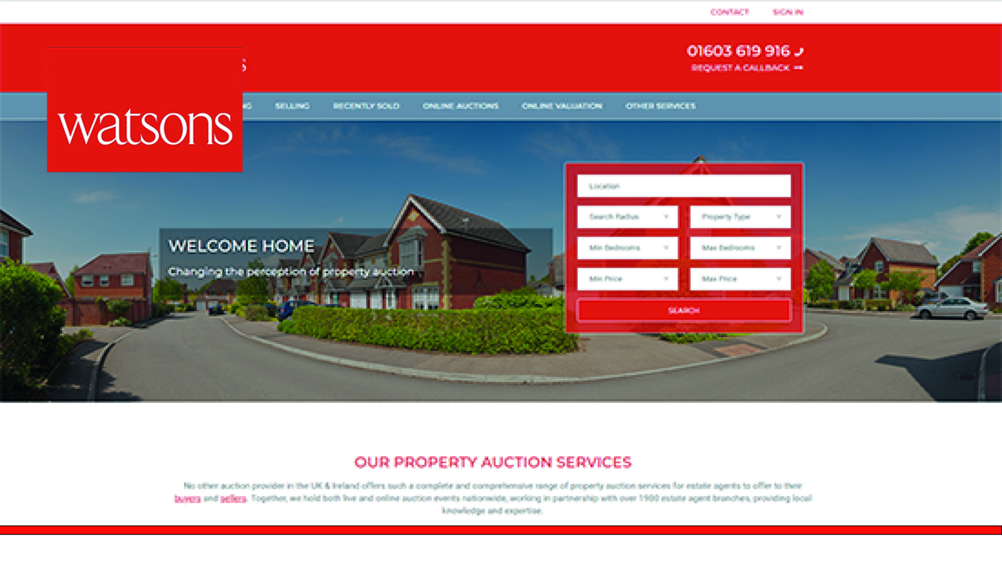 Watsons Auction Service