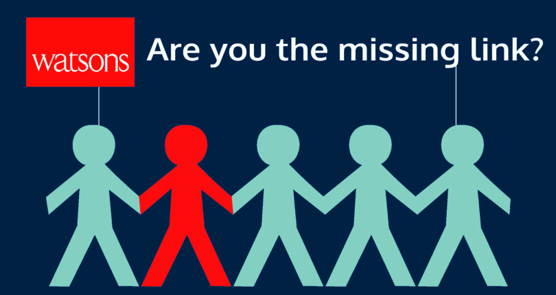 Are you the Missing Link?