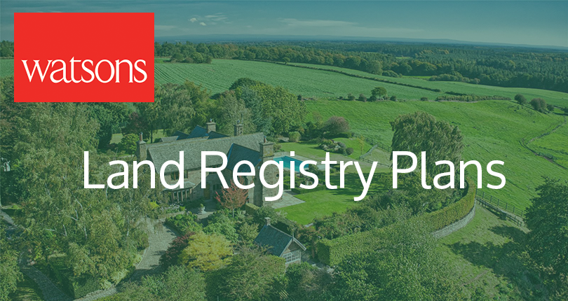 Is your property registered with HM Land Registry?