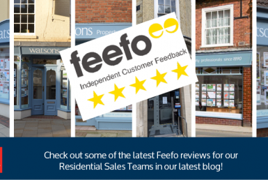 Residential Sales 5 Star Feedback