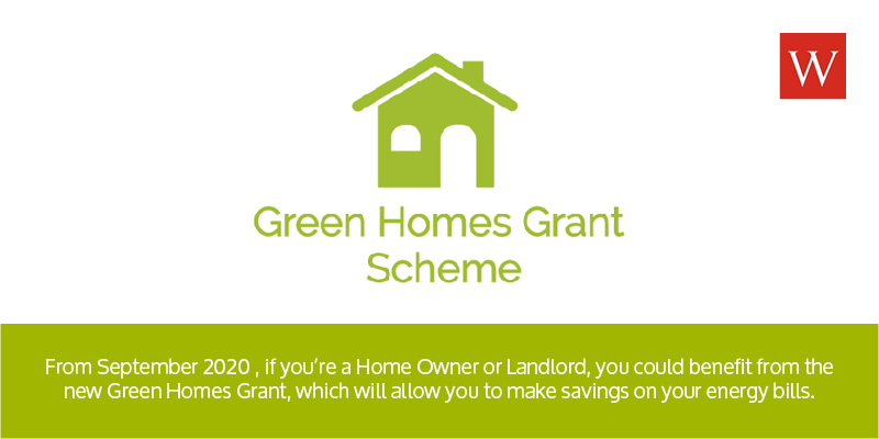 Homeowner or Landlord? You could benefit from the new Green Homes Grant Scheme…