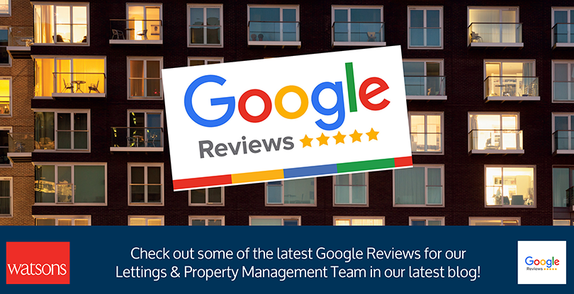 Lettings & Property Management – Google Reviews