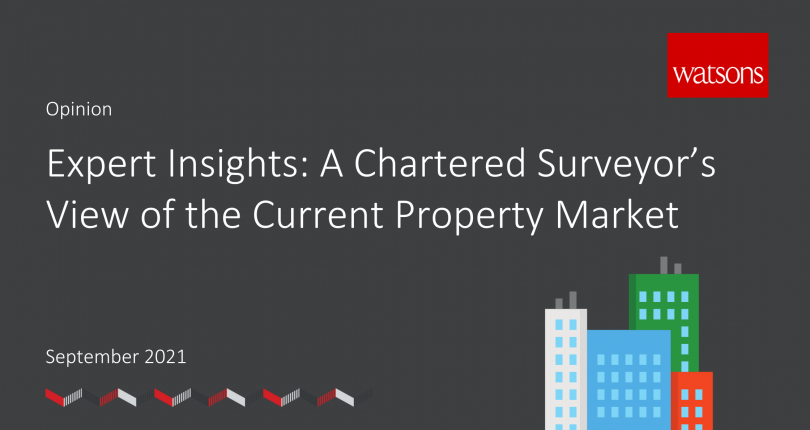 Expert Insights: A Chartered Surveyor's View of the Current Property Market